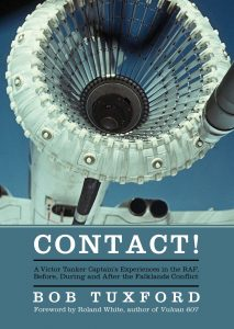 Cover of Contact! by Bob Tuxford